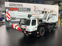 "TWH Grove GMK3055 Mobile Crane ""Dewsbury & Proud"" Crane Hire West Midlands"